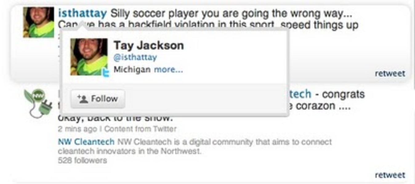 @twitterapi Showcase: TweetBeat's World Cup