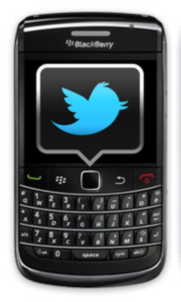 tweeter blackberry