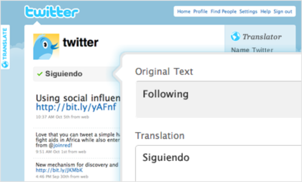 Coming Soon: Twitter in More Languages