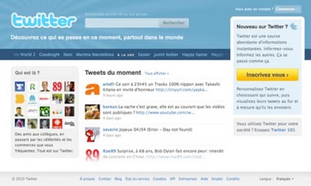 Réseau social : Twitter double la longueur des messages pour tous les utilisateurs