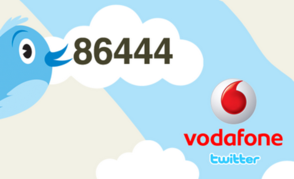 Full SMS Service for Vodafone UK Customers!