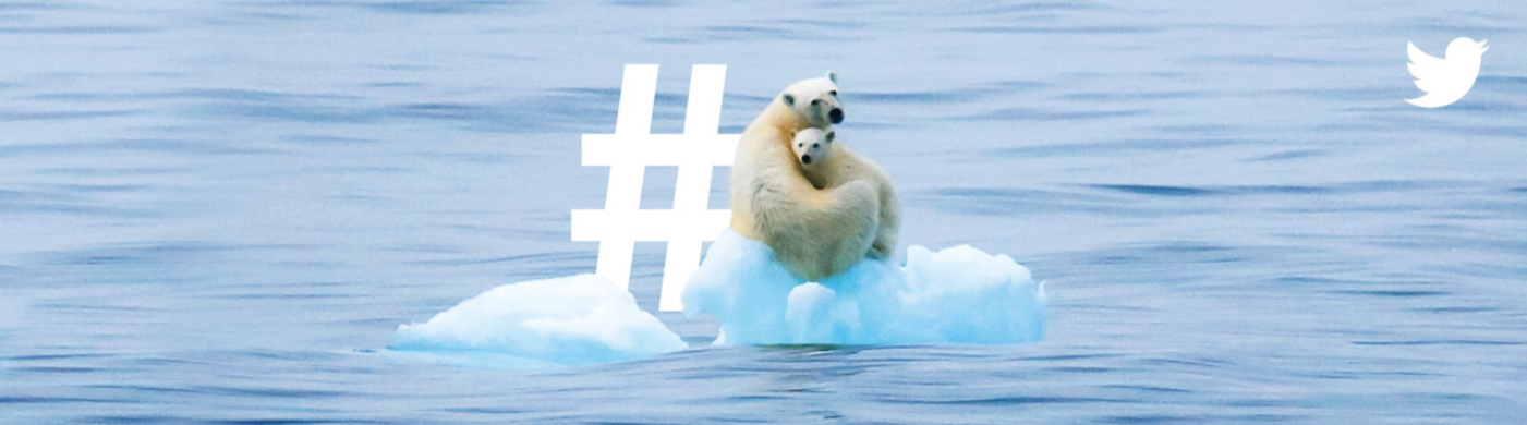 Global Warming Twitter OOH