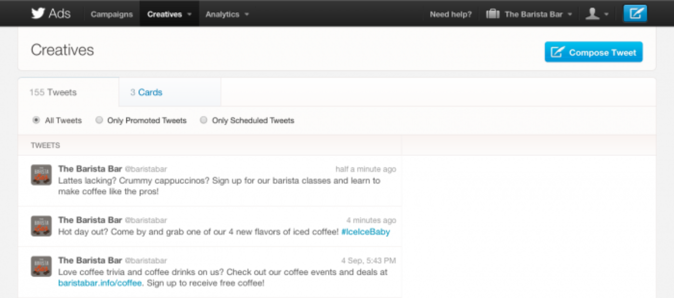 Now available: Scheduled Tweets