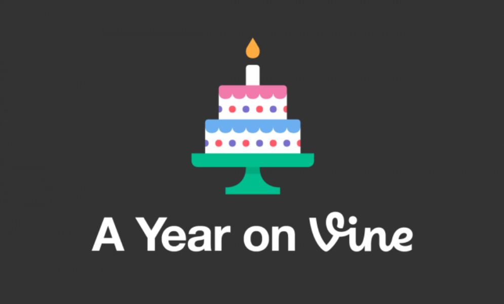 Our first birthday: A year on Vine