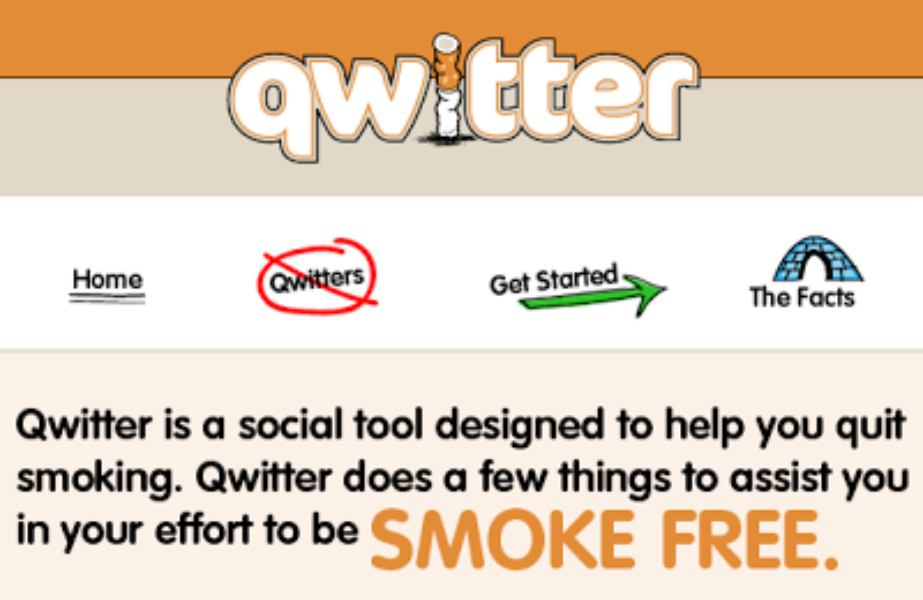 Qwitter for Health