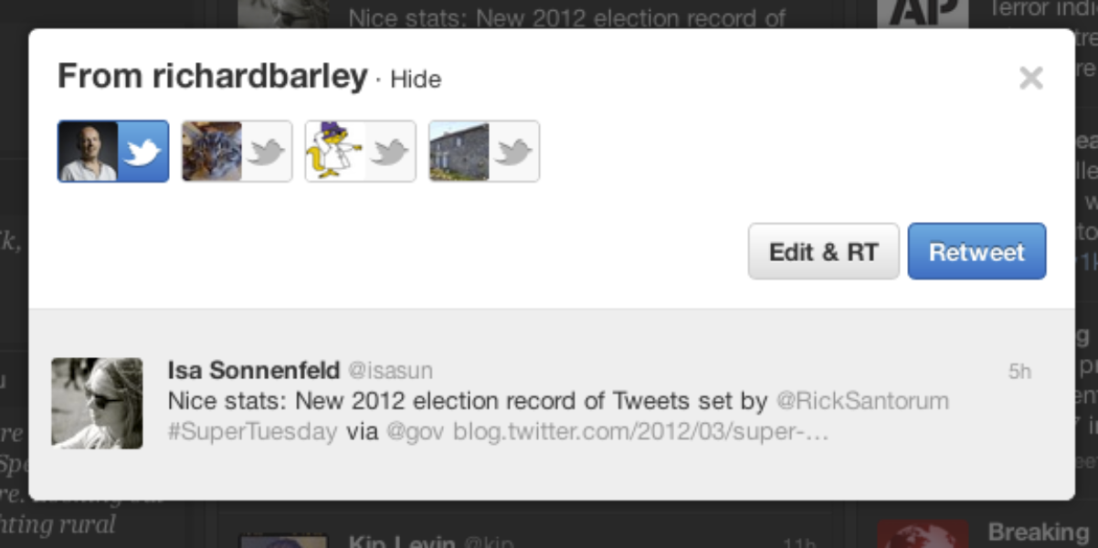 TweetDeck Updated: Lists, Activity, Media and more