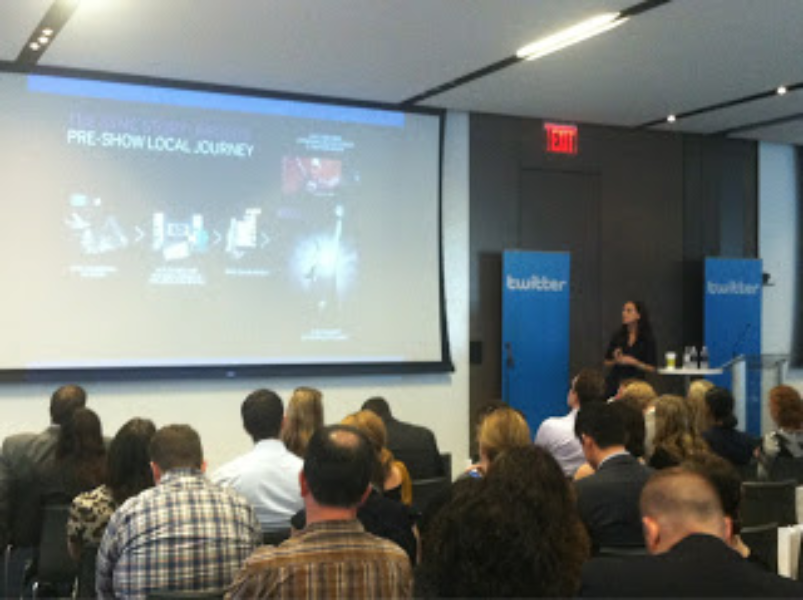 Twitter4Brands NYC American Express