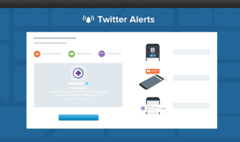 Twitter Alerts come to the UK & Ireland