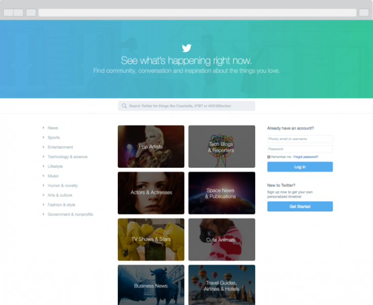 Twitter.com gets a refresh