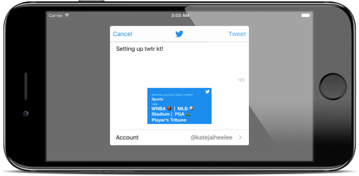 download twitter kit for ios