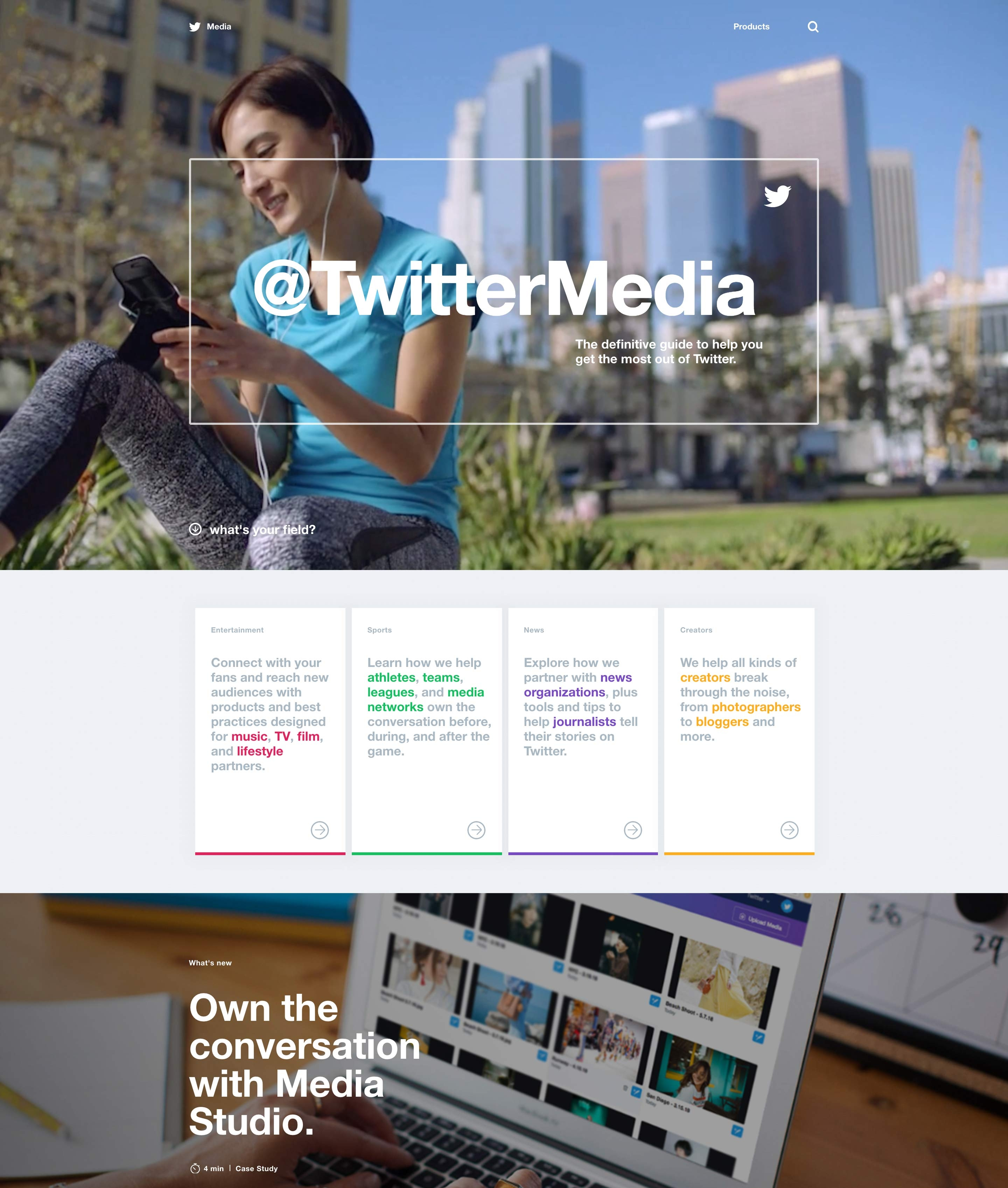Twitter Media: A new home for publishers on Twitter