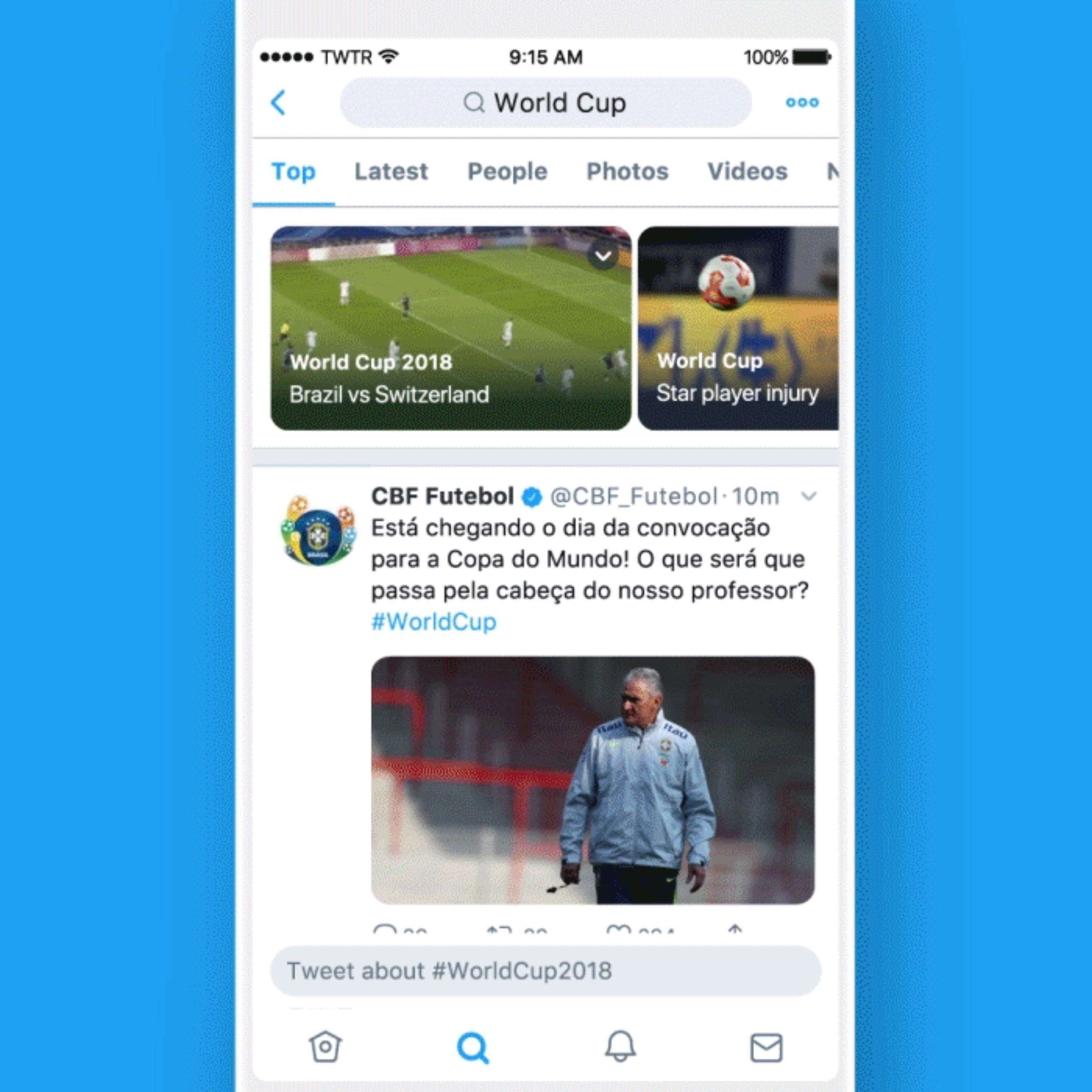 Twitter for Android and iOS Gets New Updates